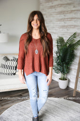 Perfect Day Slouchy Sweater