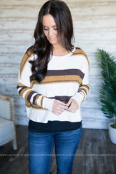 Wild Child Cropped Sweater
