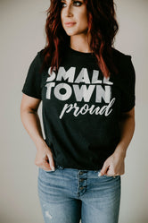 Small Town Proud Graphic Tee