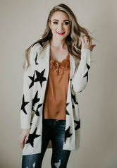 Stop and {Star}t Cardigan