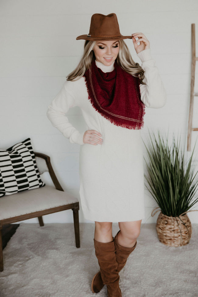 Style Instinct Sweater Dress