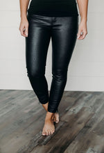 Jacee Faux Leather KanCan Jean