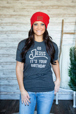 Go Jesus Graphic Tee