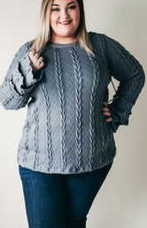 Curvy Danyell Sweater