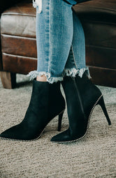 Tasha Pointed-Toe High Heel Boots ONLINE ONLY!