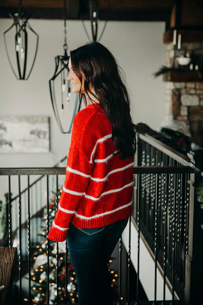 Sweet Stripes Sweater
