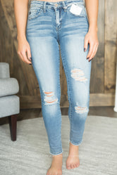 Marissa Kan Can Jeans