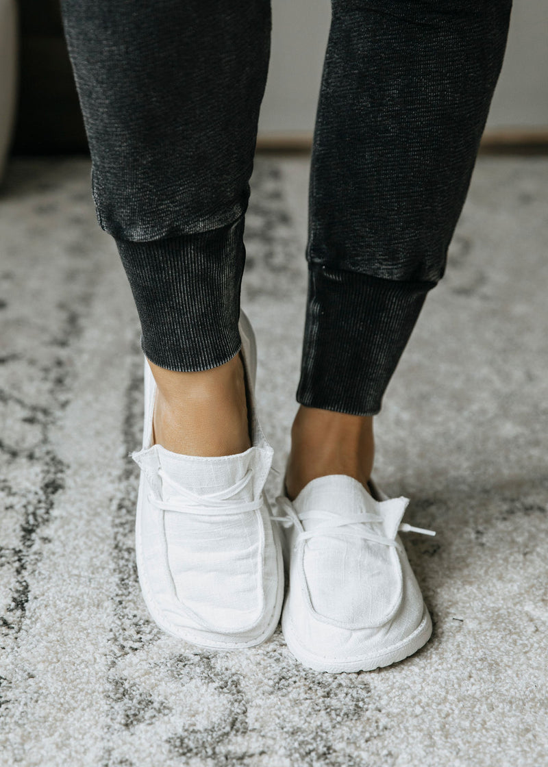 Holly Boat Shoes-FINAL SALE – Lauriebelles