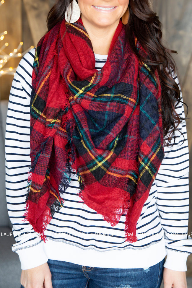 Traditions Blanket Scarf