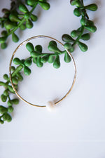 Honest Pearl Bangle (Two Colors)