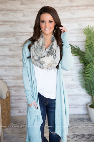 Luna Oversized Angled Cardigan (Several Colors)