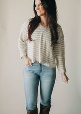 Stratton Stripe Sweater