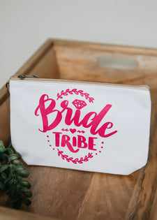 Bride Tribe Cosmetic Bag
