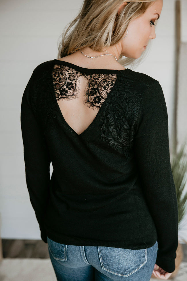 Amazing Lace Sweater