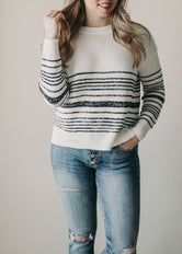 Lynzie Stripe Sweater