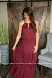 Date Night In Paradise Maxi Dress