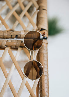 Iconic Round Sunglasses - FINAL SALE