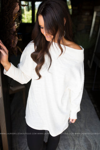 Oversized Sweater Dress