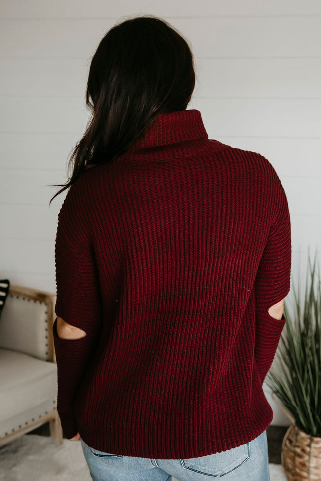 Breccan Turtleneck Sweater