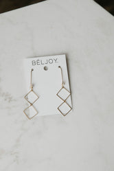 Beljoy Eddy Earrings - FINAL SALE