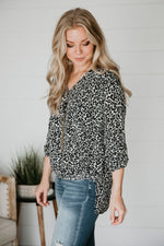 Stealthy Style Top