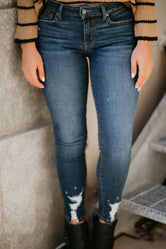 Level 99 | Madison Mid-Rise Crop Jean