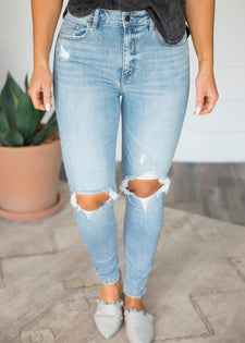 Baxter High Rise Skinny Jean