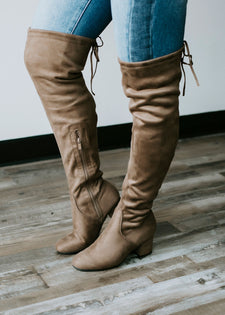 Lucy Over The Knee Boot