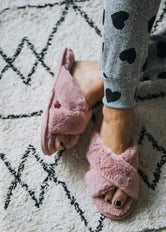 Fabulous Faux Fur Slippers