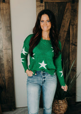 Gretel Star Sweater