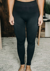 Abigail Moto Leggings- FINAL SALE