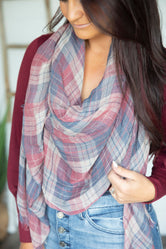 Scotty Plaid Scarf