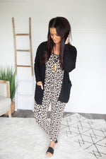 Meow Or Later Jumpsuit