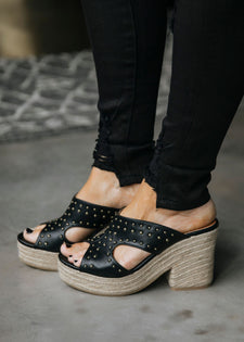 Lift Me Up Espadrille Sandal