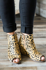 Kuda Print Wedges-FINAL SALE
