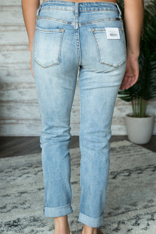 Kathleen Light Wash Denim