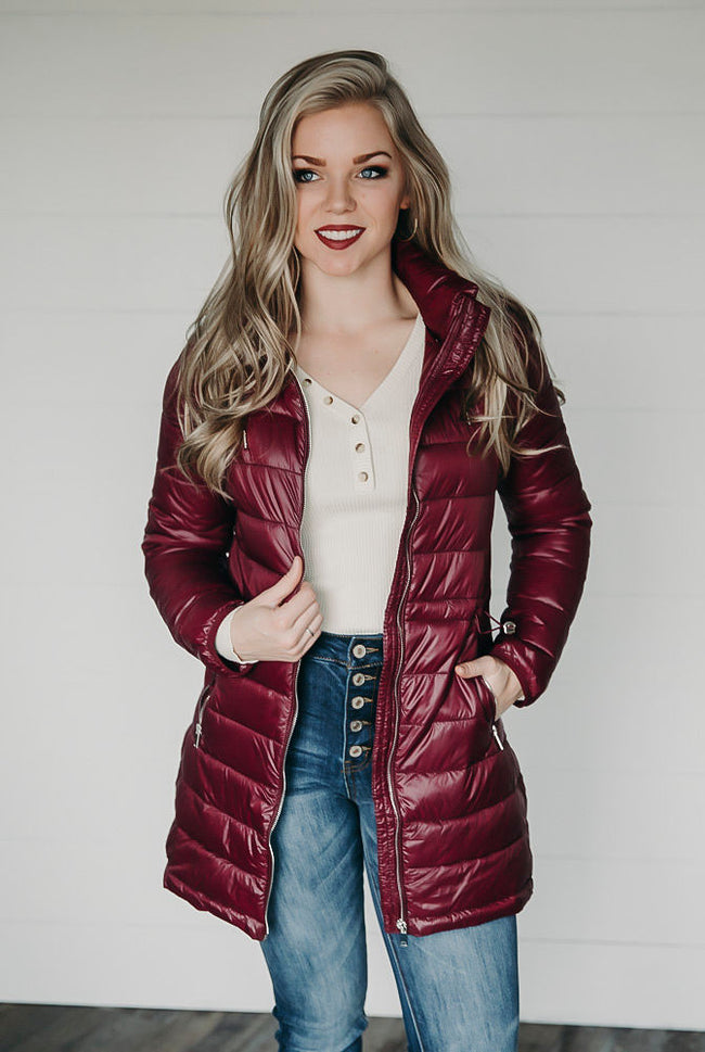 Chill Seeker Puffer Coat