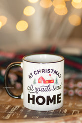 EXCLUSIVE AT CHRISTMAS MUG