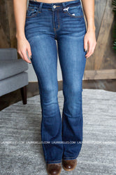 Tammy Bootcut Kan Can Jeans - FINAL SALE