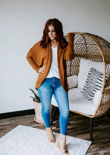 Kipley Long Knit Cardigan