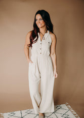 Strut The Streets Jumpsuit