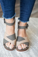 OTBT Teamwork Wedge Sandals