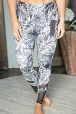 Legging in Paradise-FINAL SALE