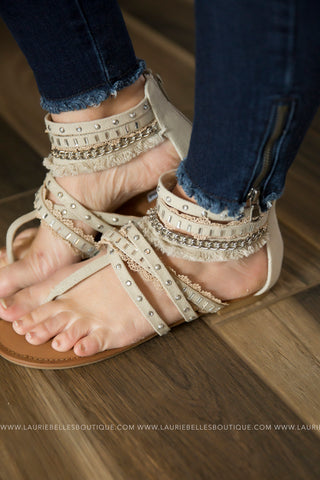 Not Rated Xara Sandals
