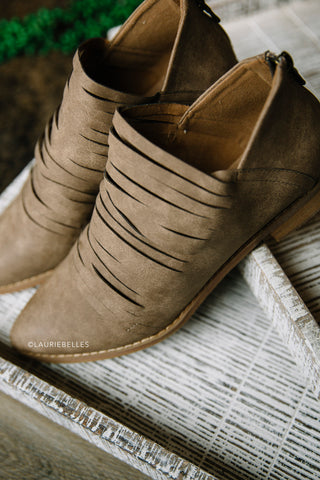 Free Soul Ankle Bootie