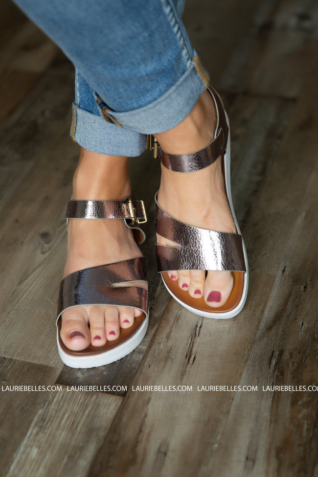 Carmel Not Rated Sandal-FINAL SALE
