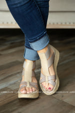 OTBT Cannonball Wedge Sandals