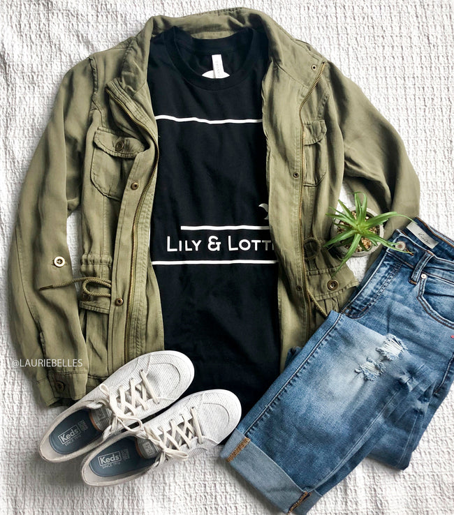 Lily & Lottie Graphic Tee