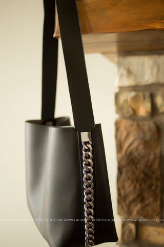 Chainlink Handbag (Several Colors)
