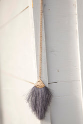 Fanned Tassel Necklace